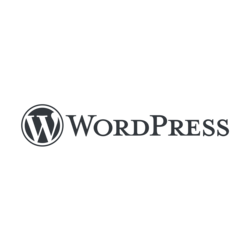 Web wordpress logo