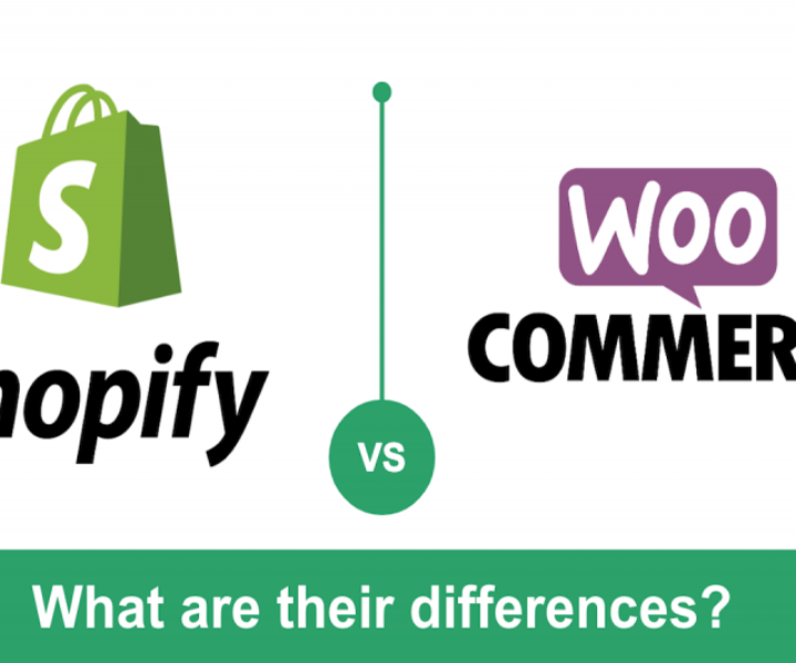 Shopify versus Woo commerce